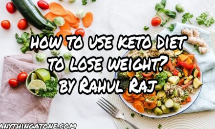 How to use keto diet to lose weight ?