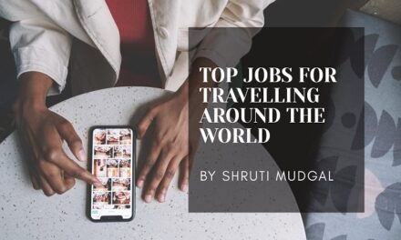 TOP JOBS FOR TRAVELLING AROUND THE WORLD: