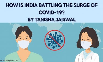 HOW IS INDIA BATTLING THE SURGE OF COVID-19?